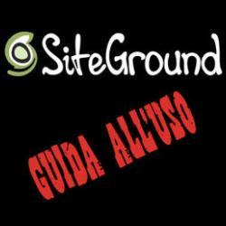 SiteGround wordpress guida