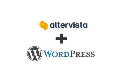 Wordpress su Altervista
