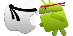 apple-e-android