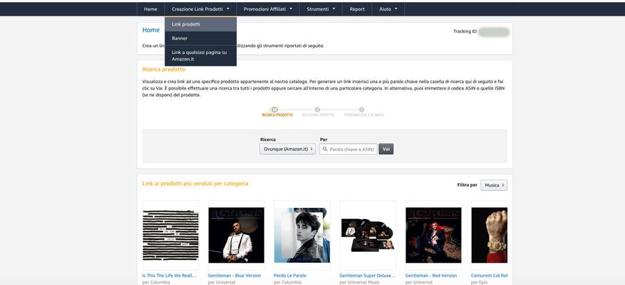 affiliazione amazon senza sito