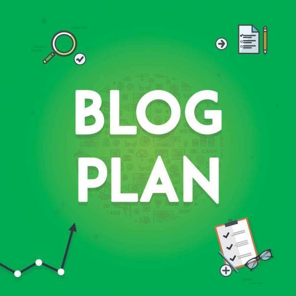 blog plan seo