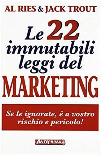 22 leggi del marketing