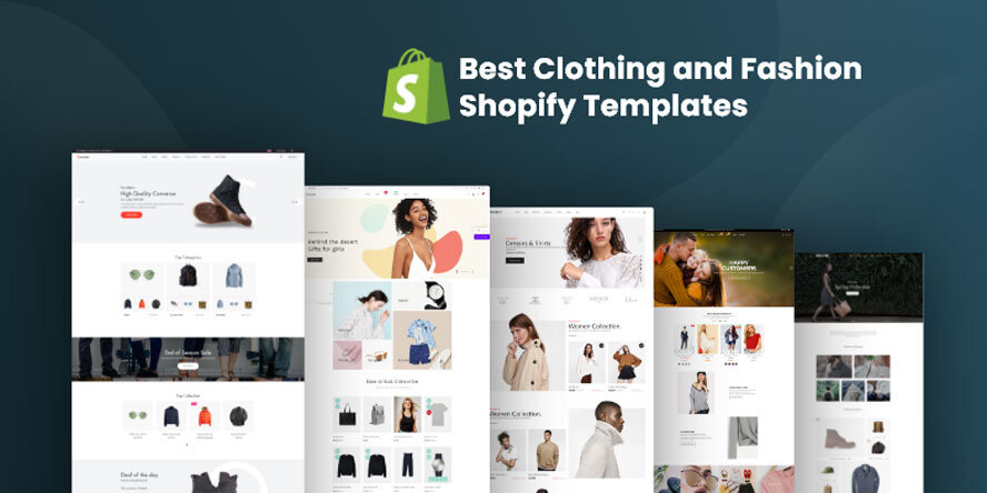 shopify template